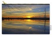 Sunset Riverlands West Alton Mo Dsc03329 Carry-all Pouch