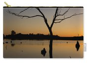 Sunset Riverlands West Alton Mo Portrait Dsc06670 Carry-all Pouch