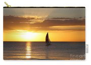 Sunset Sailing Carry-all Pouch
