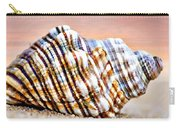 Sunset Seashell Carry-all Pouch