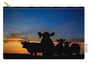 Sunset Serenade Carry-all Pouch
