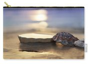 Sunset Shells Carry-all Pouch