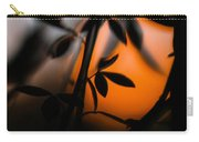 Sunset Silhouette 2 Carry-all Pouch
