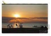 Sunset Silhouettes Carry-all Pouch