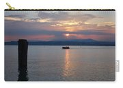 Sunset. Sirmione. Lago Di Garda Carry-all Pouch