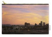 Sunset Skyline Phoenix Az Usa Carry-all Pouch