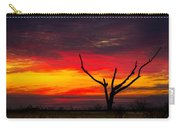 Sunset Solitude Carry-all Pouch