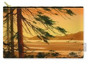 Sunset Splendor Carry-all Pouch