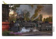 Sunset Steam Carry-all Pouch