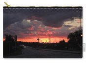 Black Cloud Cometh Carry-all Pouch