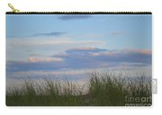 Sunset Through Grass Carry-all Pouch