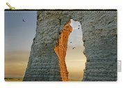 Sunset Through The Keyhole Carry-all Pouch