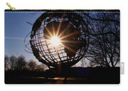 Sunset Through The Unisphere Carry-all Pouch