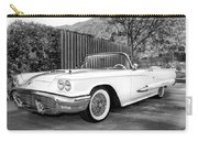 Sunset Thunderbird Bw Palm Springs Carry-all Pouch