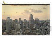 Sunset Tokyo Tower Panorama Carry-all Pouch