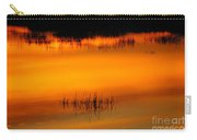Sunset Tupper Lake Carry-all Pouch