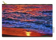 Sunset Turtle By Diana Sainz Carry-all Pouch