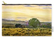 Sunset Verde Valley Thousand Trails Carry-all Pouch