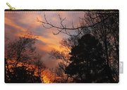 Sunset View From The Path Carry-all Pouch