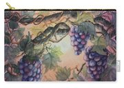 Sunset Vineyard Carry-all Pouch