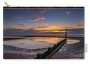 Sunset Wales Carry-all Pouch by Adrian Evans