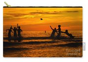 Sunset Water Football Carry-all Pouch