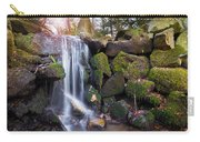 Sunset Waterfalls In Marlay Park Carry-all Pouch