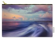 Sunset Wave. Maldives Carry-all Pouch