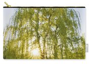 Sunset Willow Carry-all Pouch