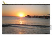 Fishingpier Sunset Carry-all Pouch