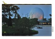 Sunset World Showcase Lagoon Carry-all Pouch