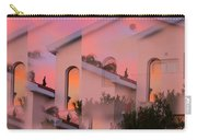 Sunsets On Houses Carry-all Pouch