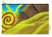 Sunsetting On Dreams Carry-all Pouch