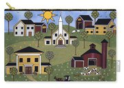 Sunshine And Dasies Carry-all Pouch