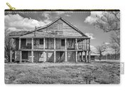 Sunshine And Devastation Bw Carry-all Pouch