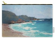 Sunshine Beach And Lions Head Noosa Heads Queensland Carry-all Pouch