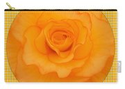Sunshine Begonia Carry-all Pouch
