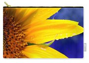Sunshine Blue Carry-all Pouch