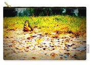 Sunshine Butterfly Carry-all Pouch