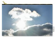 Sunshine Clouds Carry-all Pouch
