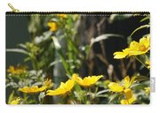 Sunshine Flowers 2 Carry-all Pouch