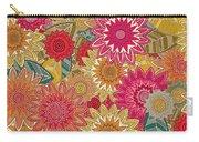Sunshine Garden Carry-all Pouch