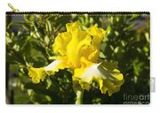 Sunshine Iris Carry-all Pouch