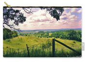 Sunshine On The Meadow Carry-all Pouch
