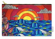 Sunshine Through My Window Carry-all Pouch by Susan Claire