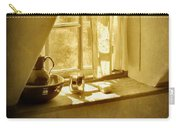 Sunshine Through The Window Carry-all Pouch