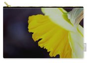 Sunshine Yellow Daffodil Carry-all Pouch