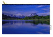 Super Moon Carry-all Pouch by Chad Dutson