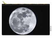 Super Moon Over Arizona  Carry-all Pouch