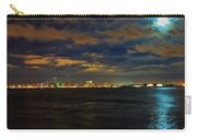 Super Moon Over San Diego 1 Carry-all Pouch